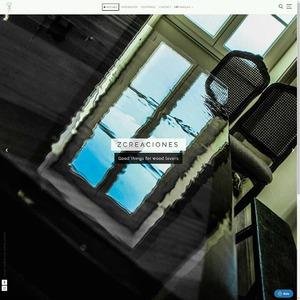www.zcreaciones.com Zcreaciones - Good things for wood lovers @joaquin.zdesign  Tipo: Web FullPage Web App: WordPress Plugins & Tools: Elementor Pro, Zendesk Chat  #surempresa #webdesign #websites #webpage #webpagedesign #webdeveloper #websitedevelopment #webdesignagency #website #webdevelopers #webdesigning #wordpress