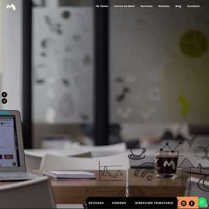 www.meetccp.cl Meet - Encuentra tus ideas @meetccp  Tipo: Web OnePage Web App: WordPress Plugins & Tools: Elementor Pro, Cresta Help Chat  #surempresa